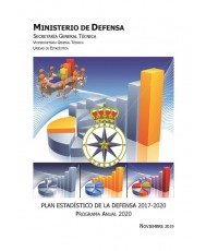 PLAN ESTADÍSTICO DE LA DEFENSA 2017-2020: PROGRAMA ANUAL 2020