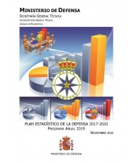 PLAN ESTADÍSTICO DE LA DEFENSA 2017-2020: PROGRAMA ANUAL 2019