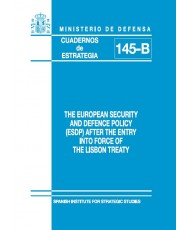THE EUROPEAN SECURITY AND DEFENCE POLICY (ESDP) AFTER THE ENTRY INTO FORCE OF THE LISBON TREATY