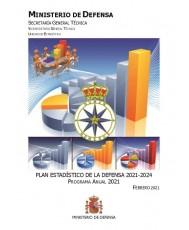 Plan estadístico de la Defensa 2021-2024. Programa anual 2021