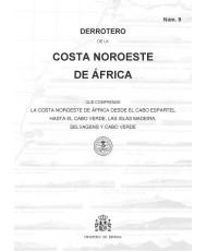 DERROTERO DE LA COSTA NOROESTE DE ÁFRICA. Núm. 9. 2ª EDICIÓN 2017