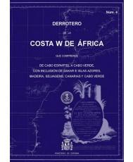 DERROTERO DE LA COSTA W DE ÁFRICA NÚM. 4 - 2015