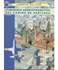 ITINERARIO AEROFOTOGRÁFICO DEL CAMINO DE SANTIAGO. 2ª EDICIÓN CON CD.
