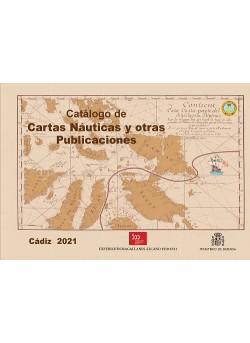 Catálogo de cartas náuticas y otras publicaciones
