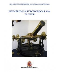 EFEMÉRIDES ASTRONÓMICAS 2014