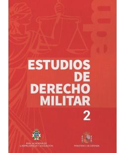 ESTUDIOS DE DERECHO MILITAR Nº 2