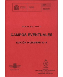 MANUAL DEL PILOTO. CAMPOS EVENTUALES. 2015