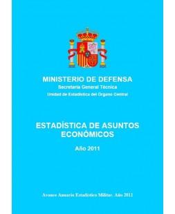 ESTADÍSTICA DE ASUNTOS ECONÓMICOS 2011