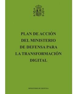 Plan de acción del Ministerio de Defensa para la transformación digital