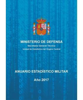ANUARIO ESTADÍSTICO MILITAR. AÑO 2017