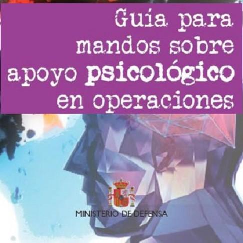 GUÍA PARA MANDOS SOBRE APOYO PSICOLÓGICO EN OPERACIONES CD