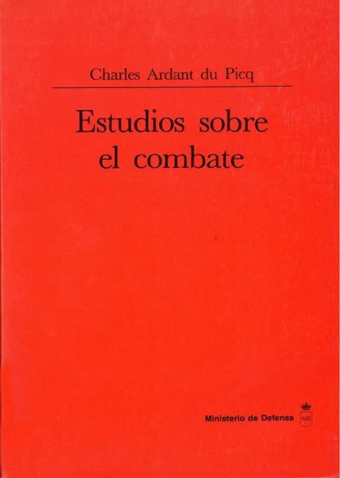 ESTUDIOS SOBRE EL COMBATE