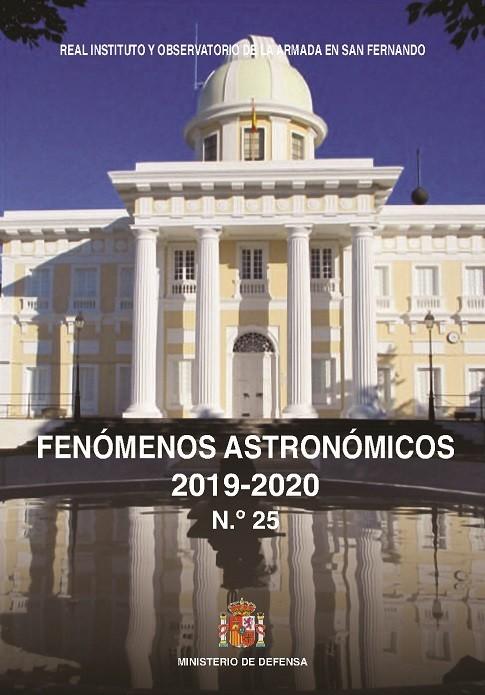 FENÓMENOS ASTRONÓMICOS 2019-2020