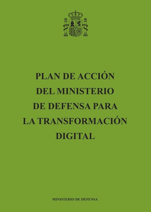 Plan de acción del Ministerio de Defensa para la transformación digital