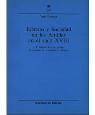 EJÉRCITO Y SOCIEDAD EN LAS ANTILLAS EN EL SIGLO XVIII