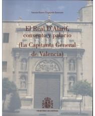 El Real d'Alarif, convento y palacio: la Capitanía General del Valencia