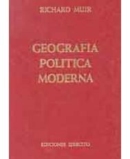 GEOGRAFÍA POLÍTICA MODERNA