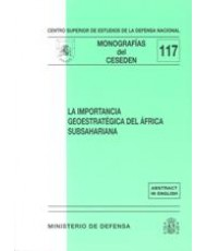 LA IMPORTANCIA GEOESTRATÉGICA DEL ÁFRICA SUBSAHARIANA