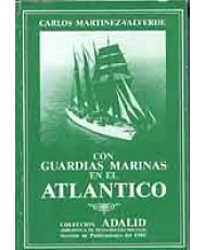 CON GUARDIAMARINAS EN EL ATLÁNTICO