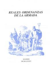 REALES ORDENANZAS DE LA ARMADA