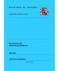 ESTADÍSTICA DE ASUNTOS ECONÓMICOS 2007