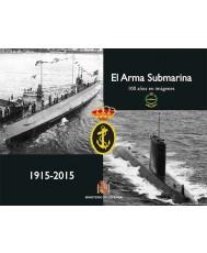 EL ARMA SUBMARINA: 100 AÑOS EN IMÁGENES 1915-2015