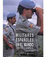 MILITARES ESPAÑOLES EN EL MUNDO