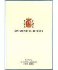 MEMORIA DE LA VI LEGISLATURA