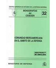 COMUNIDAD IBEROAMERICANA EN EL ÁMBITO DE LA DEFENSA