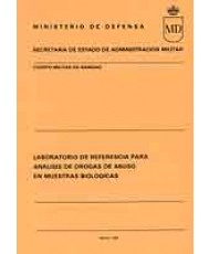LABORATORIO DE REFERENCIA PARA ANÁLISIS DE DROGAS DE ABUSO EN MUESTRAS BIOLÓGICAS