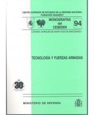 TECNOLOGÍA Y FUERZAS ARMADAS