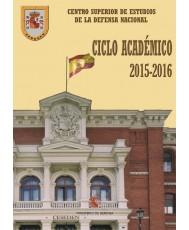 CICLO ACADÉMICO 2015-2016