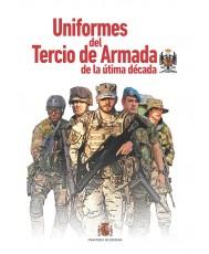 Uniformes del Tercio de Armada de la última década