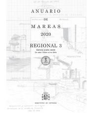 ANUARIO DE MAREAS REGIONAL 3. GALICIA COSTA OESTE. DE CABO VILLANO AL RÍO MIÑO. 2020