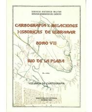 CARTOGRAFÍA Y RELACIONES HISTÓRICAS DE ULTRAMAR. RÍO DE LA PLATA