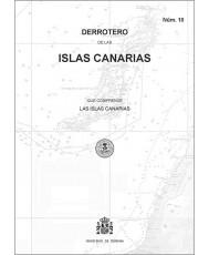 Derrotero de las Islas Canarias Núm. 10. 5ª Edición 2020