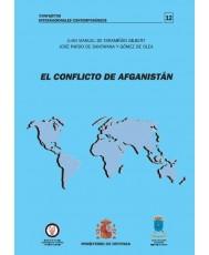 EL CONFLICTO DE AFGANISTÁN