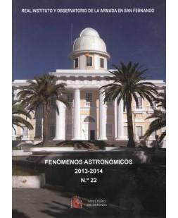FENÓMENOS ASTRONÓMICOS 2013-2014