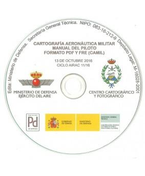 CARTOGRAFÍA AERONÁUTICA MILITAR: MANUAL DEL PILOTO. 11/16